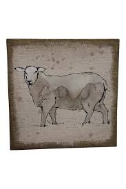 valuable idea burlap wall decor interior designing creative co op sheep from cky by gracious me diy ideas bathroom decoration for