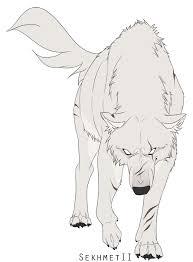 white wolf drawing anime. Wonderful White Wolves White Wolf Sekhmetii Sledding Drawing Anime Freeuse Stock In White Wolf Drawing Anime M