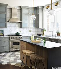 Kitchen Design Chicago A Chicago Kitchen In A Muted Palette Beautiful Gray Cabinets