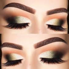 in such case you ll manage to create a crease where there isn t a natural one you could also use um toned eyeshadow for hooded brown eyes