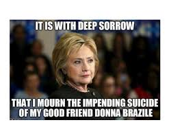 Image result for donna brazile dead