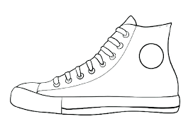 Air Jordan Coloring Pages Free Running Shoes Coloring Pages Enjoy