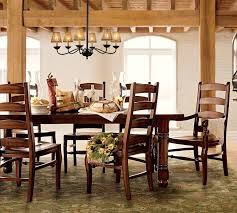 endearing image of dining room