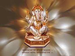 Festival 2013: Beautiful Ganesha Wallpaper