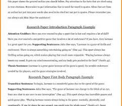 Essays Introduction Examples Research Paper Introduction Example Paragraph Career Sample