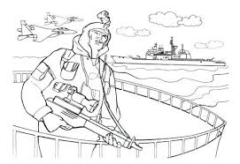 Navy Seal Coloring Pages Navy Seals Soldier Coloring Page Coloring