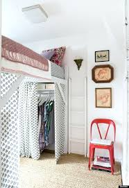 How To Organize A Bedroom Without A Closet How To Organize A Small Bedroom  Without Closet