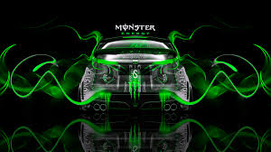 monster energy honda civic type r plastic car