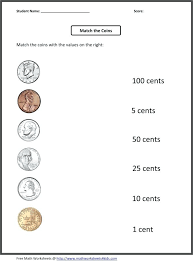 Free Coin Counting Worksheets Counting Money Worksheets Printable ...