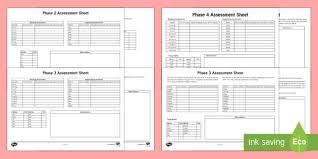 Choose the word that has a particular sound. Phase 1 To 5 Phonics Dfe Letters And Sounds Assessment Pack