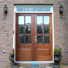 front door with glass double entry door with glass awesome exterior doors posh interior design throughout front door with glass