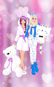 Image result for pj teen  party animated