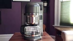 kitchenaid coffee makers reviews kitchenaid nespresso artisan coffee machine reviews kitchenaid coffee