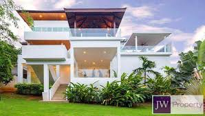 Modern Sea view villas South of Phuket island.