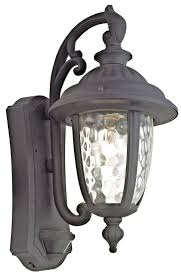 country cottage black motion sensor outdoor wall light beautiful motion lights outdoor motion activated outdoor wall