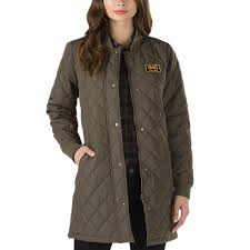 Boom Boom Quilted Coat | Shop Womens Jackets At Vans & Boom Boom Quilted Coat Adamdwight.com