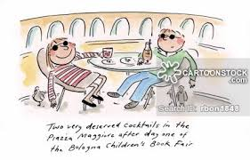 book fairs cartoon 6 of 7