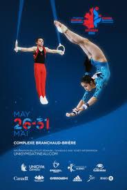 Grace Chius Gymnastics Photos 2015 Canadian Artistic Gymnastics Championships poster