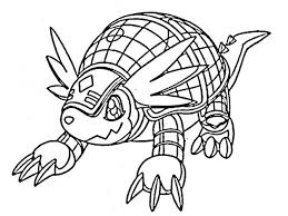 Small Picture Printable Digimon Coloring Pages 19424 Bestofcoloringcom