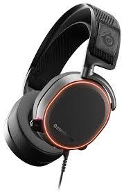 Компьютерная гарнитура <b>SteelSeries Arctis Pro</b> USB — купить по ...