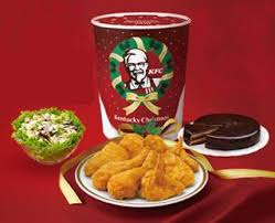 Eating Kentucky Fried Chicken is a Christmas Tradition for Many ...