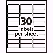Avery Label Templates 8160 Free Printable Label Templates For Word Awesome Stocks Avery