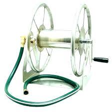 garden hose holder water reel unique outdoor free s