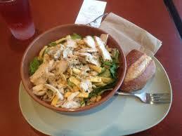 panera asian chicken salad. Wonderful Chicken Panera Bread  Asian Sesame Chicken Salad On S