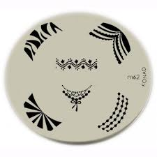 Konad Stamping Nail Art : Konad French Manicure Stamping Nail Art Kit