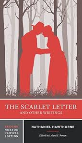 Scarlet Letter Book Cover The Scarlet Letter And Other Writings Second Edition By Nathaniel