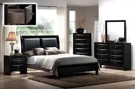 Bedroom  Design Comfortable Living Room Interior Modern Kits - Black furniture living room