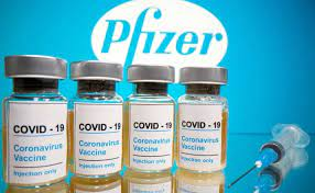 pfizer says their covid 19 vaccine is