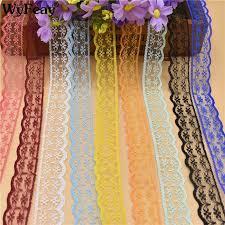 <b>10Yards</b>/<b>lot Red Lace Ribbon</b> Sewing Accessories Tape DIY ...
