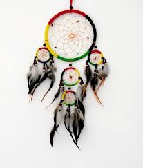 Bob Marley Dream Catcher