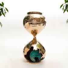 <b>Bronze Hourglass</b> by Daniel Arsham - The Hour Glass ...