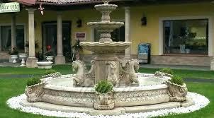 outdoor horse water fountain garden fountains near me garden fountains near me o87