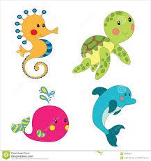 cute sea animals clipart. Brilliant Animals And Cute Sea Animals Clipart S