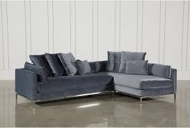 living spaces daybed.  Living Cordoba Slate Blue 2 Piece Sectional Daybed  360 Elements Throughout Living Spaces Y