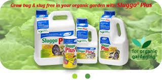 Sluggo and Sluggo Plus