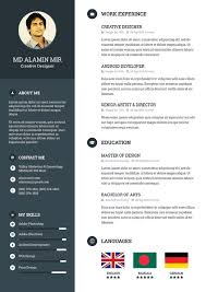 Ux Resume Template Ui Designer Resume Template Rapid Writer Template