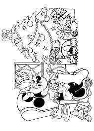 50 Disegni Di Natale Della Disney Da Colorare Pianetabambiniit