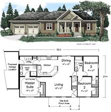 Small Picture Best 20 Ranch house plans ideas on Pinterest Ranch floor plans