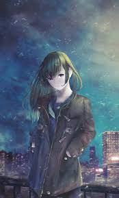 Iphone Anime Girl Wallpaper Hd ...