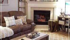 living grey sofa setup brown arran decor placement inspiration light decorating under couch sets ideas gray