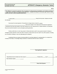 Affidavit Of Fact Template Virtren Com