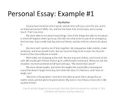 personal essay definition ppt video online  personal essay example 1