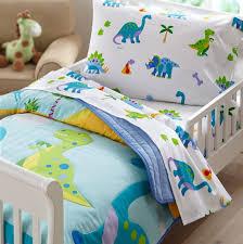amusing dinosaur toddler bedding baby and kids full size t
