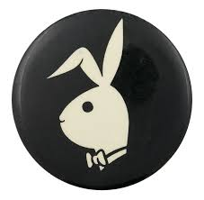 Playboy Bunny | Busy Beaver Button Museum