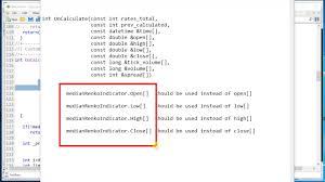 Converting Standard Indicators To Work With Renko Charts On Metatrader 5