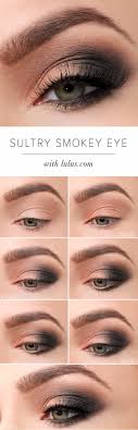 cool diy makeup hacks for quick and easy beauty ideas sultry smoky eye how